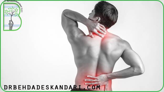 حرکات ورزشی و کمر درد